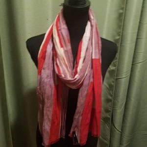 Gap Striped Fashion Scarf